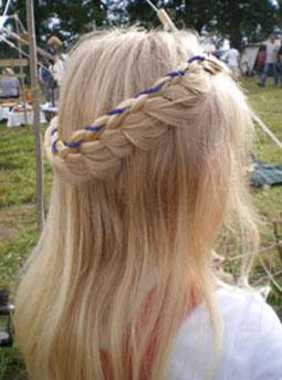 Gwenlyns Haarflechterey